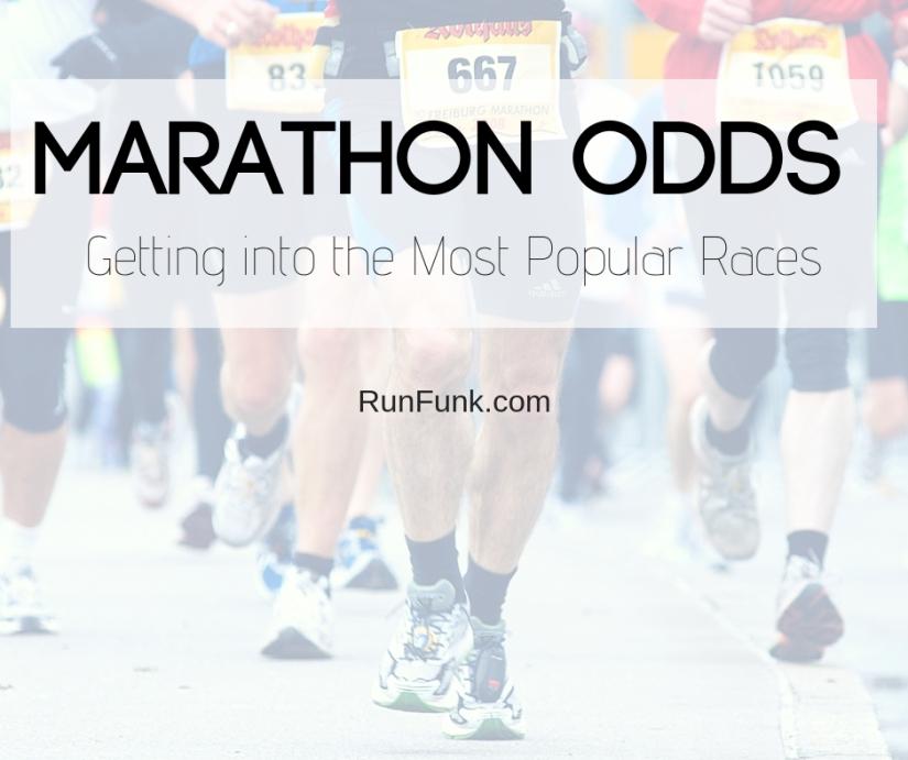 marathon lottery odds