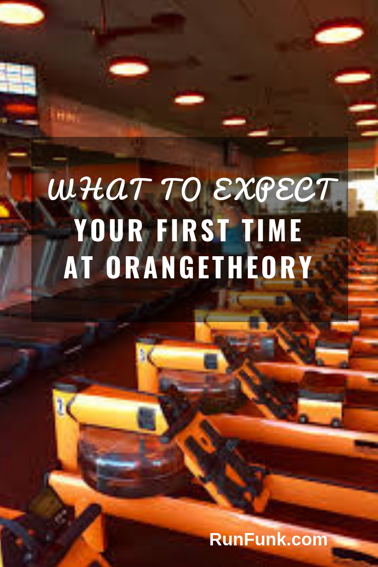 Orangetheory workout for runners
