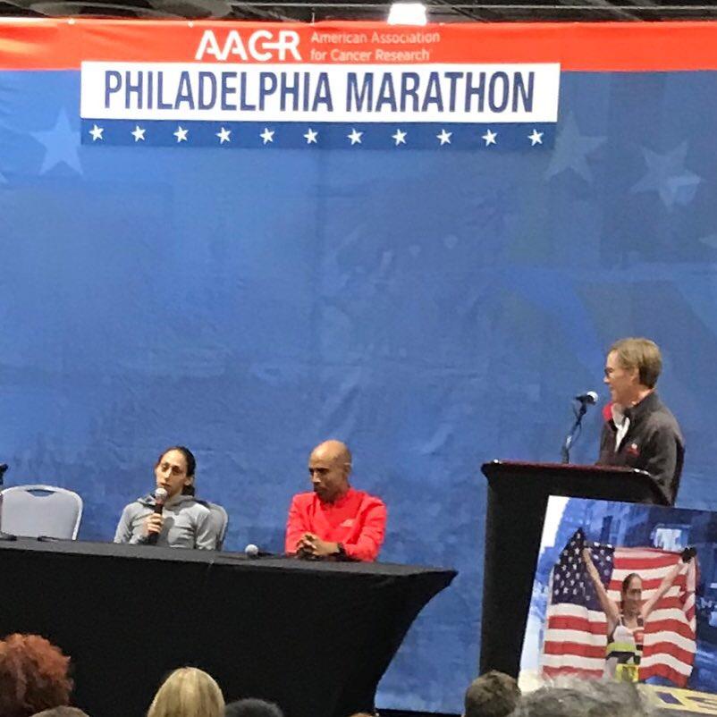 Philadelphia Marathon Expo