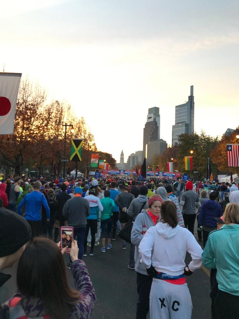 Philadelphia marathon review