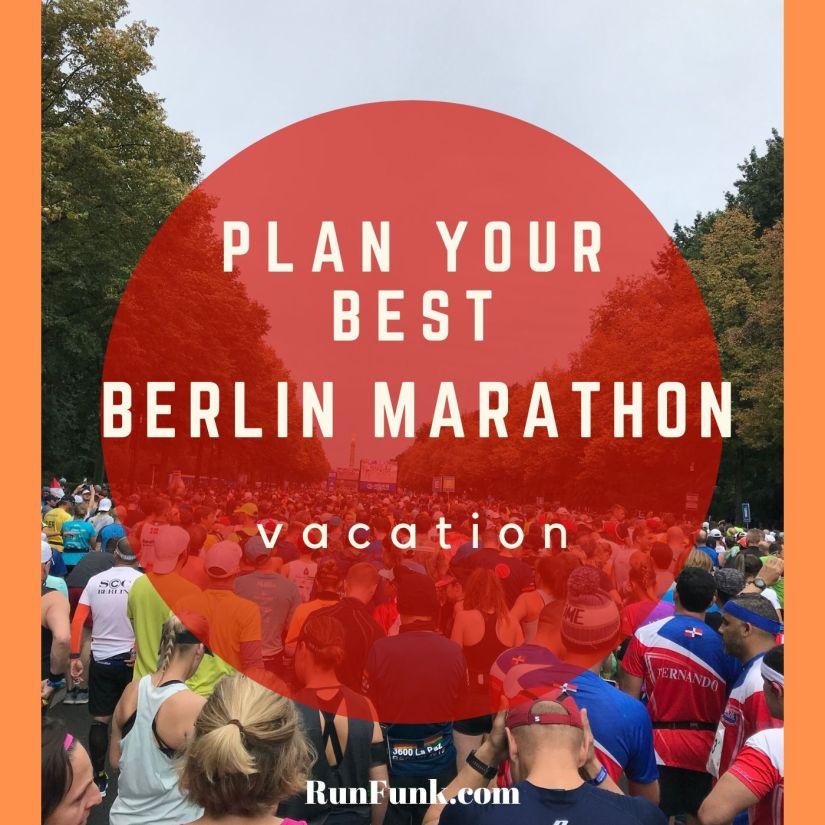 Berlin Marathon Vacation